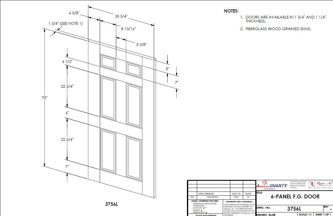 2 panel arch door